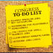 Congress To Do List - h