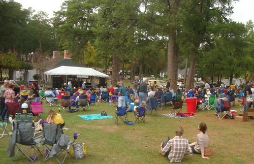 Highland Jazz & Blues Fest 2011, Shreveport by trudeau