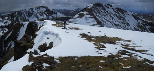 Carn Eige (Carn Eighe) (1183m)