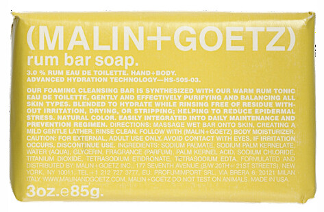 Malin and Goetz Soap