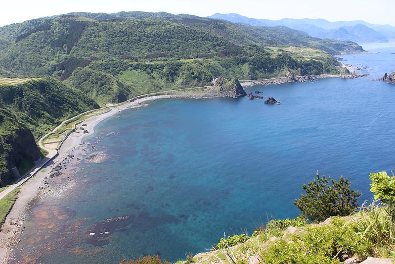 大野亀からの景色 その1