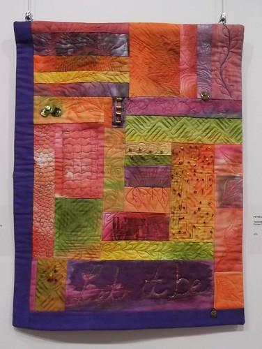 Amanda's textile treasure
