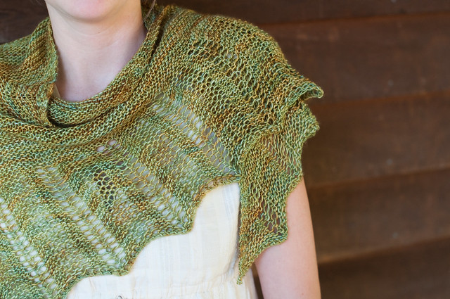 Amy's Shawl