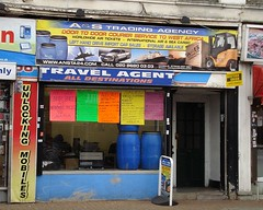 Picture of A And S Trading Agency, 18 Station Road