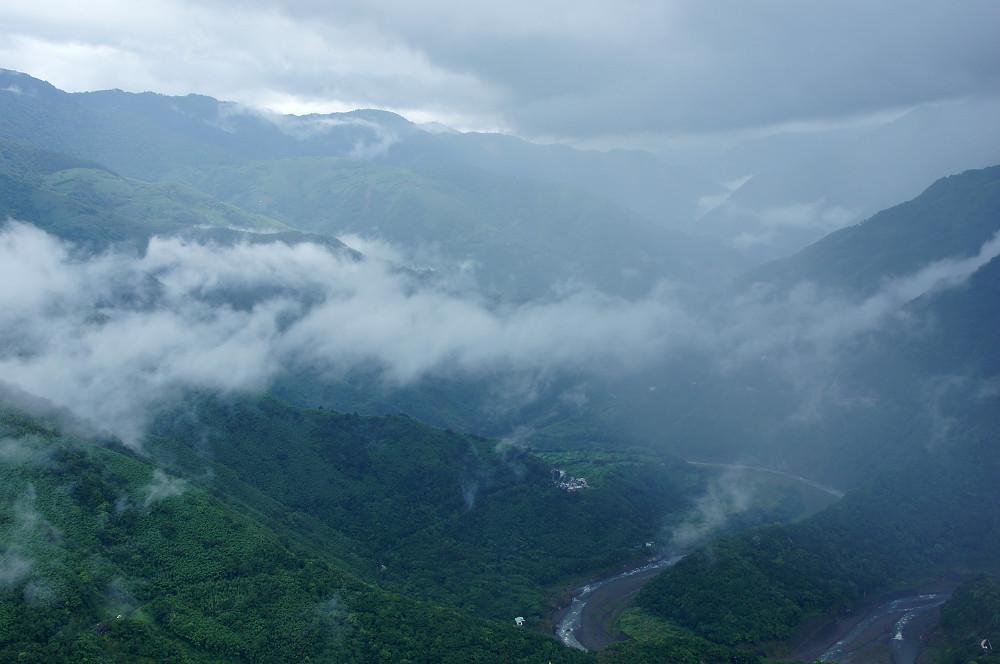 巨木群,與往拉拉山的路上-090