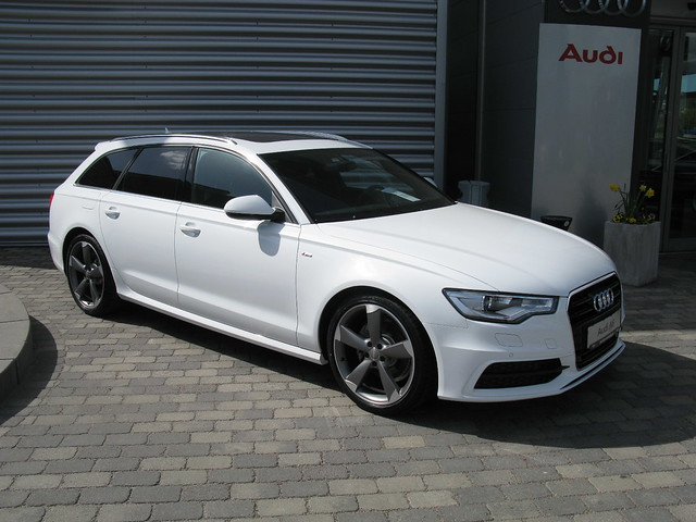 Audi A6 Avant 2.0 TDI | Flickr - Photo Sharing!