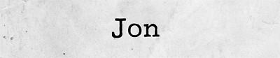 Jonjornal