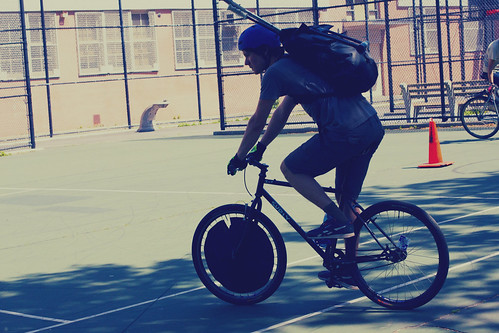 brooklyn bike polo