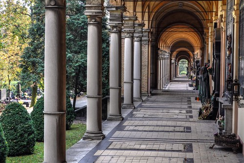 Another shot in Mirogoj