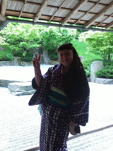 Kimono de Berlin
