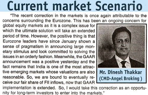 Smart Investment, Pg 3, Dinesh Thakkar
