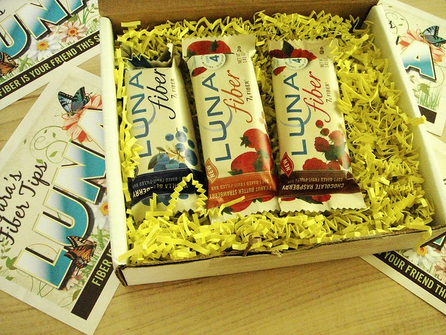 Luna Fiber Bars review