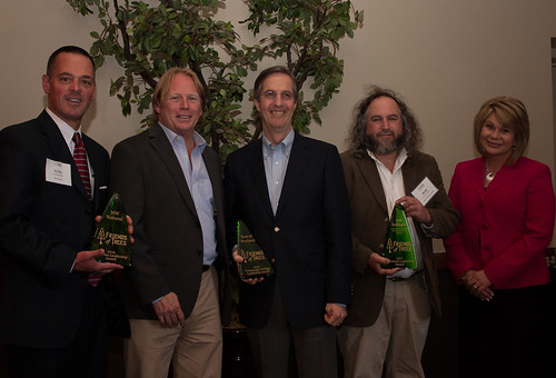 Friends of Trees' 2012 Leadership Award Winners