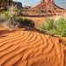 West Mitten in Monument Valley by Byron O'Neal