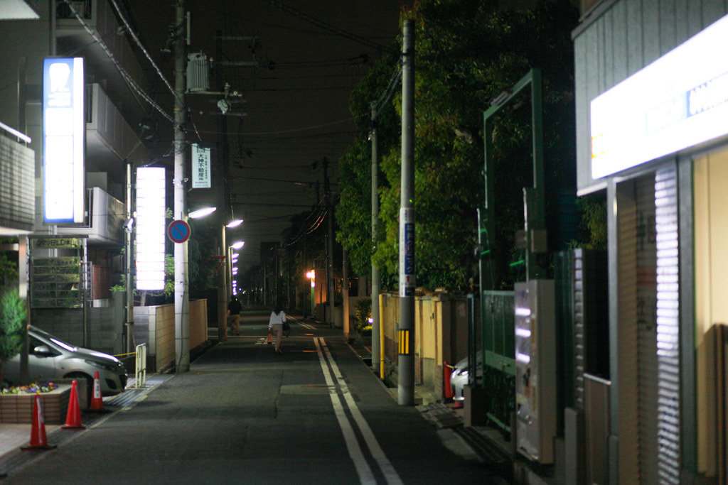 Tanakacho 1 Chome, Kobe-shi, Higashinada-ku, Hyogo Prefecture, Japan, 0.013 sec (1/80), f/1.8, 85 mm, EF85mm f/1.8 USM