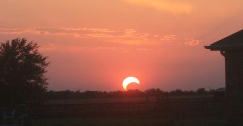 partial solar eclipe 5/30/23
