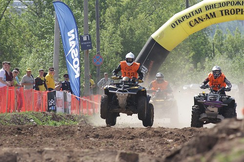 Can-Am Trophy Russia 2012 - 1 round results