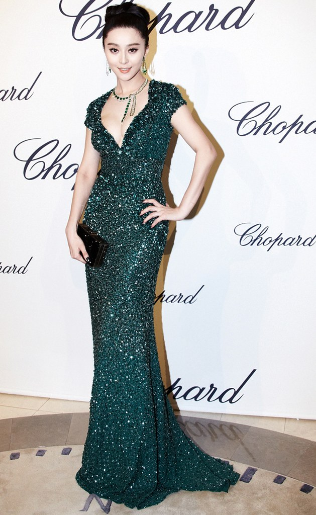 3 - Fan Bingbing_ 17 May 2012_Chopard trophy event