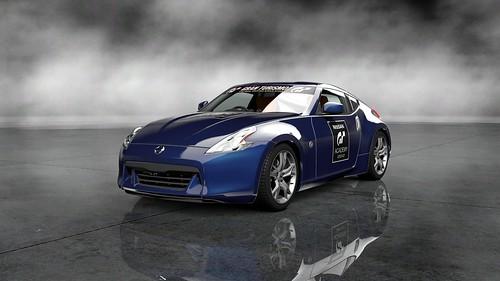 GT Academy 2012: Nissan 370Z (Z34) (GT Academy Version)_73Front