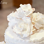 vintage-rose-ruffled-fondant-wedding-cake-top