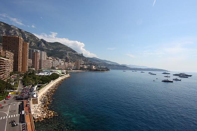 Heikki Kovalainen Caterham F1 Monaco GP 2012 5
