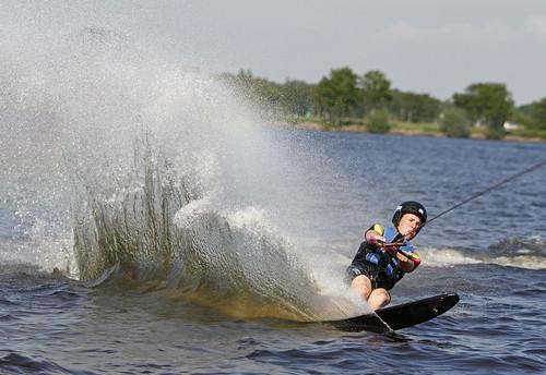 Mark slalomski