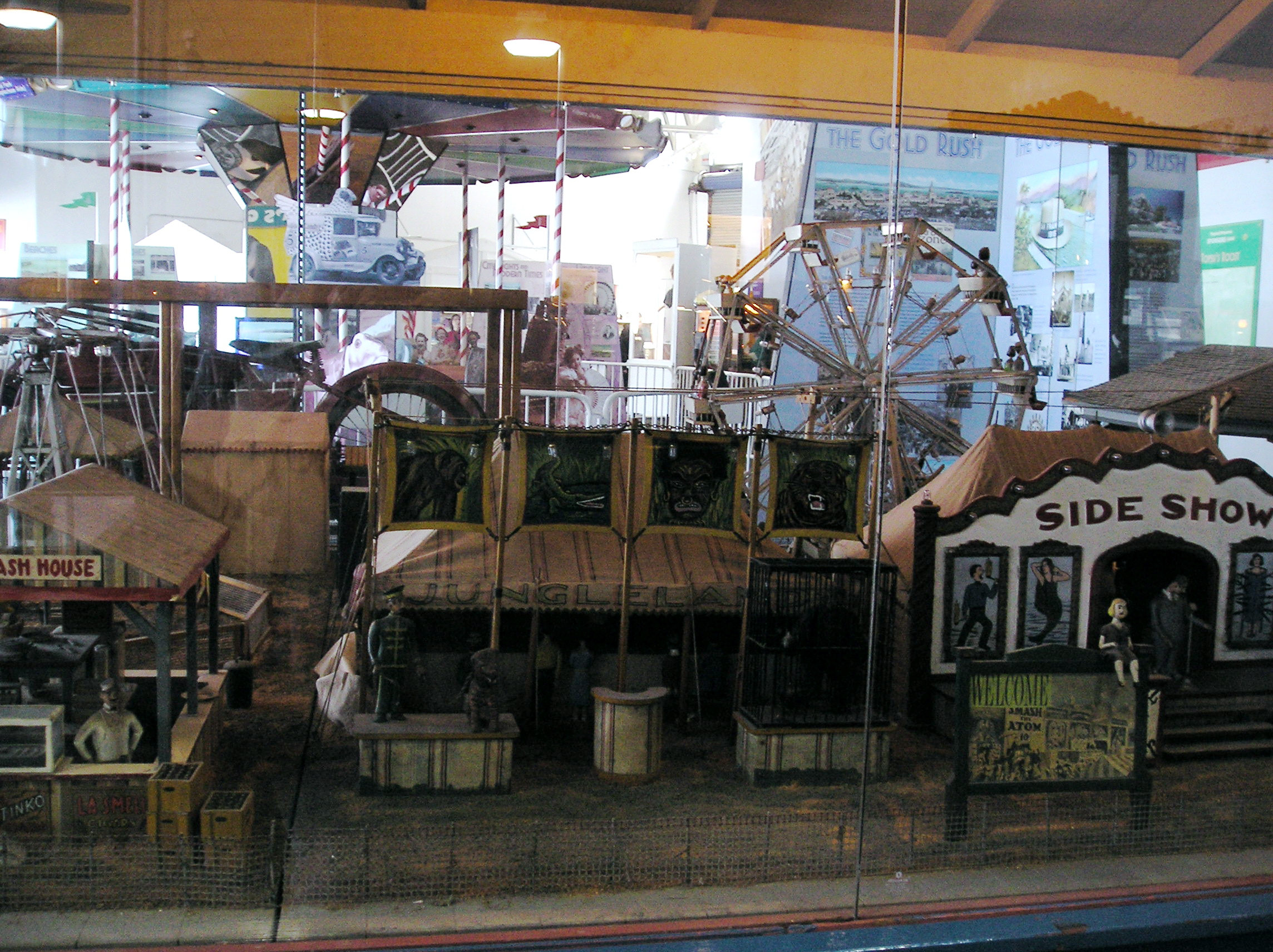 Musee Mechanique 2