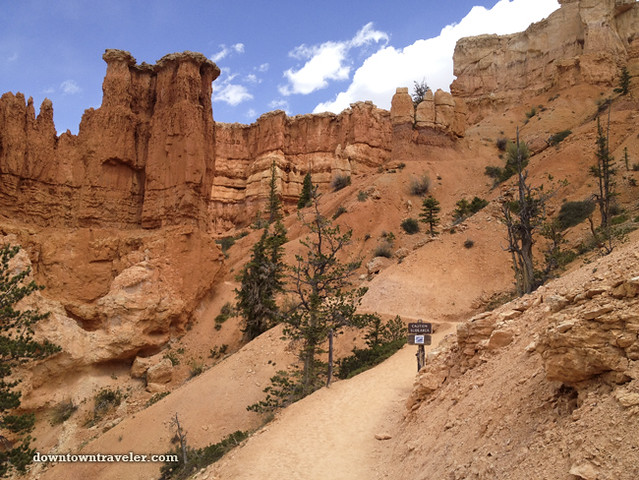 Bryce Canyon National Park Hoodoo Hike 17