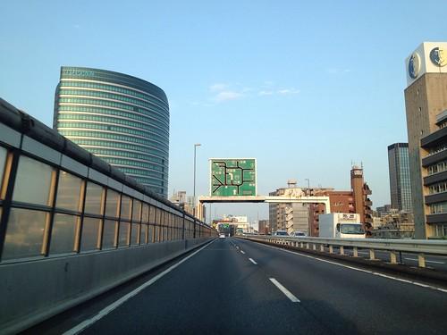 Shuto Expressway, Tokyo