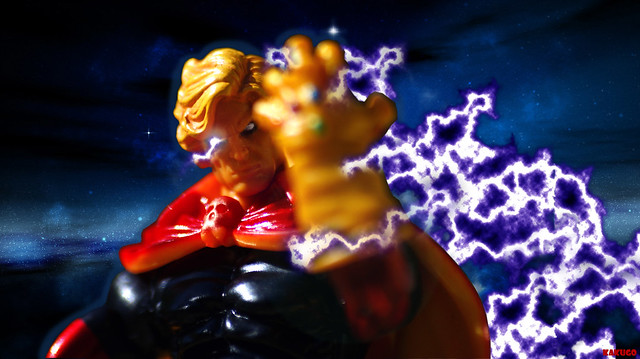 Adam Warlock - Marvel Universe - Hasbro