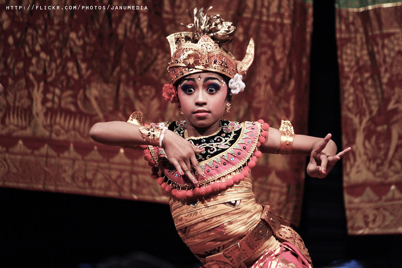 bali dance image : Margapati Dance
