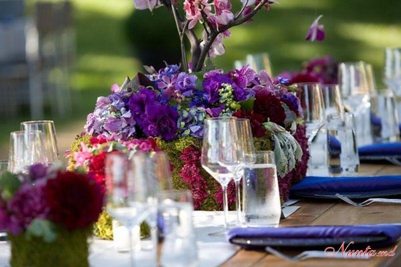 "Decorul sălii de la ""Wedding Lux"" > Foto din galeria `Despre companie`"