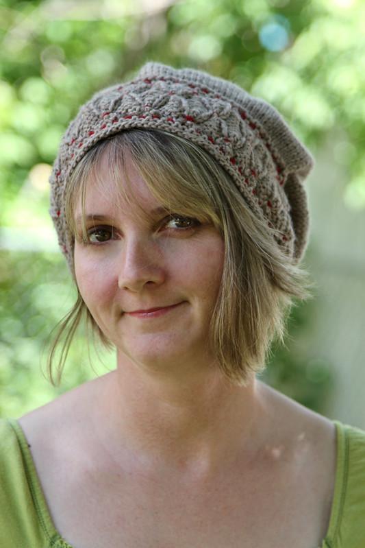 1700 Smocked Hat