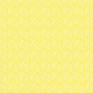 6-lemon_BRIGHT_floral_vine_SOLID_12_and_a_half_inch_SQ_350dpi_melstampz