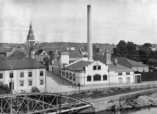 Karlshamns Elektricitetsverk