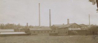 Sundbybergs fabriksbyggnader