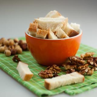 Сухари орехи