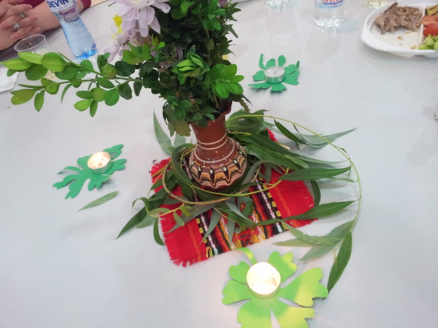 Bulgarian table