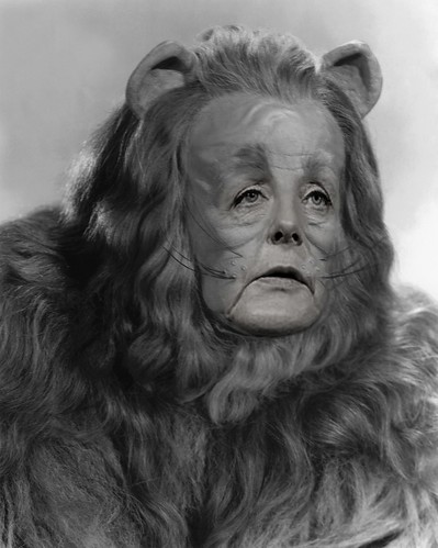 TROIKA OF EUR-OZ: THE AUSTERITY LION by Colonel Flick