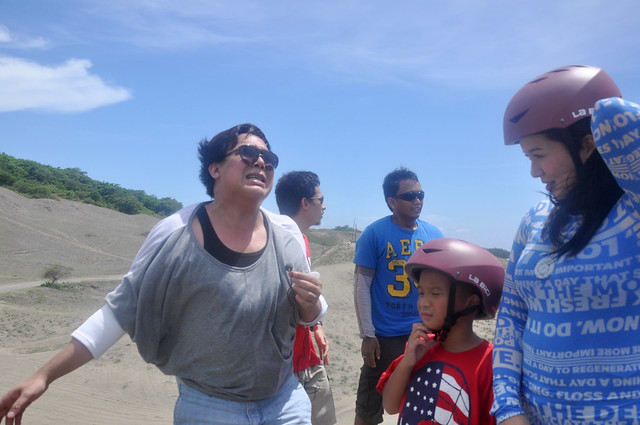 Sweet, Bimby and Kris Aquino
