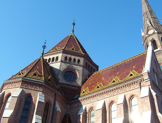 Brick Protestant Church: Budai Református Egyházközség