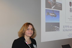 Merete Jeppesen, Joint Rescue Coordination Centre in Northern Norway