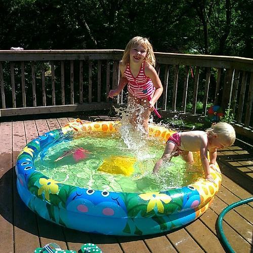splash sisters