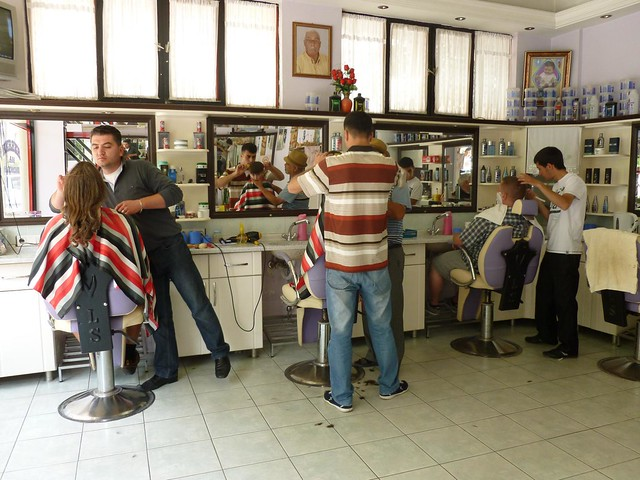 Turkish Barbershop in Selçuk | Flickr - Photo Sharing!
