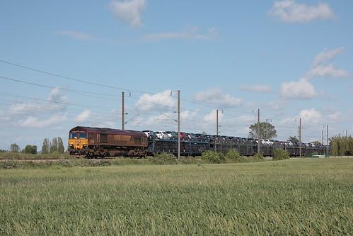Class 66191 / Nortkerque