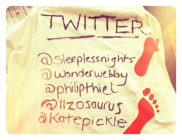 Twitter Peeps