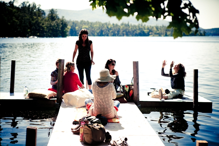Squam Art Workshop