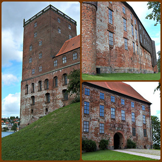 Kolding Castle Collage