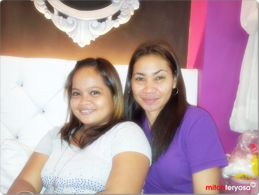 Angie & Melba