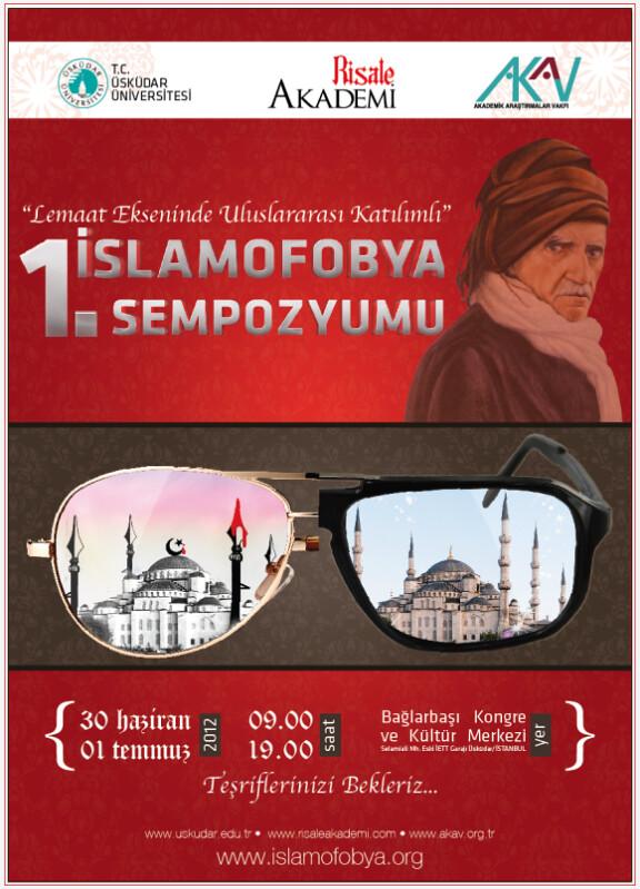 Lemaat Ekseninde İslamofobya Sempozyumuna Davet